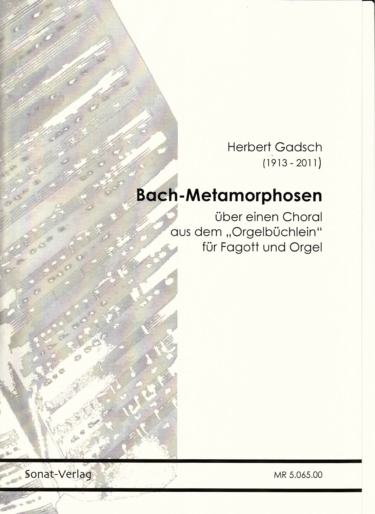 Bach-Metamorphosen